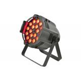LED PAR свет 18x18Вт RGBWA par led