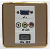 Панель hdmi/vga/component
