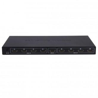 Разветвитель (splitter) HDMI - 1x8