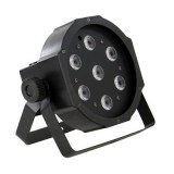 LED PAR 7х8w RGBW 4in1