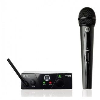 Akg WMS40 Mini2 Vocal Set US25BD