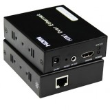 EX 100LIR HDMI Cat5e-6 Extender SINGLE CABLE vconn по IP удлинитель до 120 метров