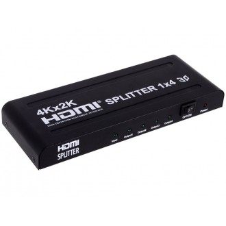 Разветвитель (splitter) HDMI - 1x4